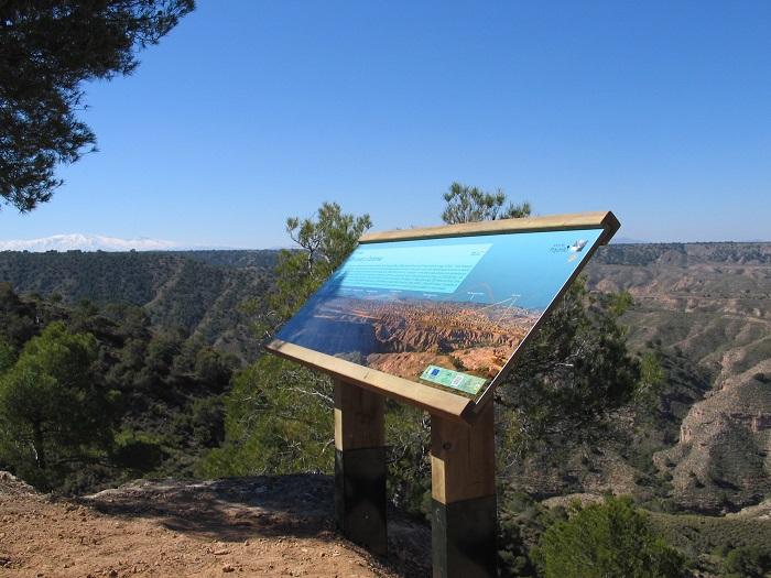 Ruta de turismo de Naturaleza de Monte Pajarillo
