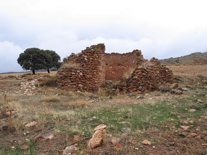 Horno de cal (Cortijo de Apolo, Granada)