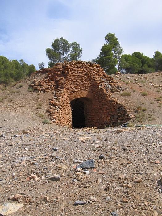 Horno de cal de Alcudia de Guadix