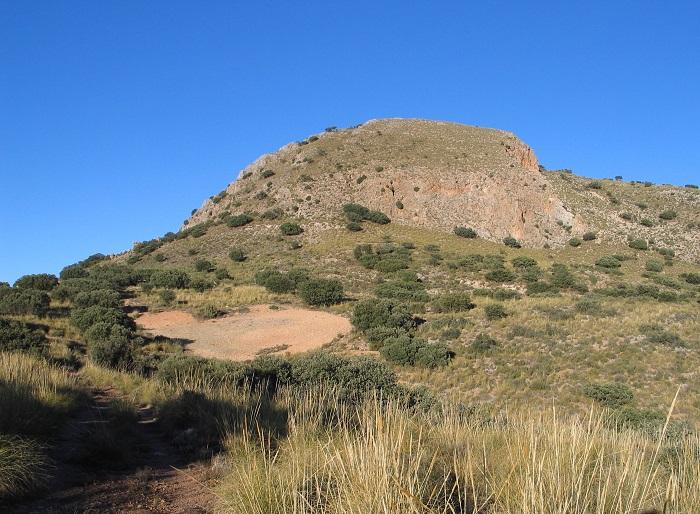 Cerro del Judío (Sierra de Baza, Guadix).