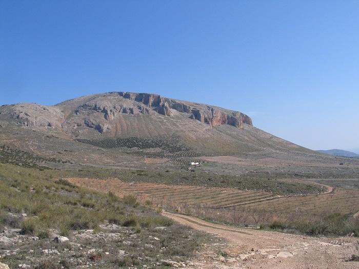 Cerro Mencal (Pedro Martínez, Granada).